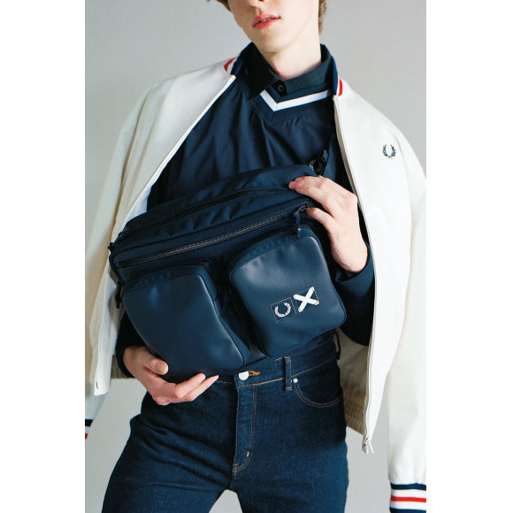 「FRED PERRY × LUGGAGE LABEL」コラボレーション第2弾!!
