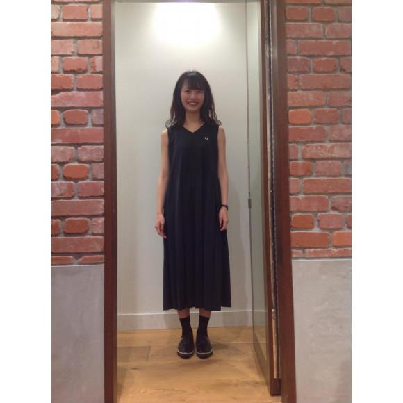 [PLEATED DRESS]新作ワンピースです♪&パルコカードセール前のお得な取り置きキャンペーンのご紹介!!
