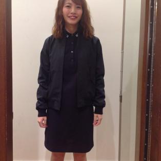 women'sハリントンジャケット2種類!皆様のお好みは?