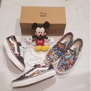 ★ VANS × Disney コラボ ★