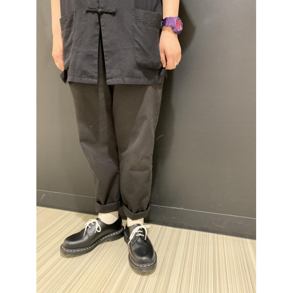 Dr.Martens【WHITEステッチモデル】