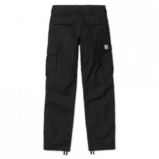 【送料無料】 CARHARTT 19FW REGULAR CARGO PANT - Black (rinsed) レギュラーカーゴパンツ