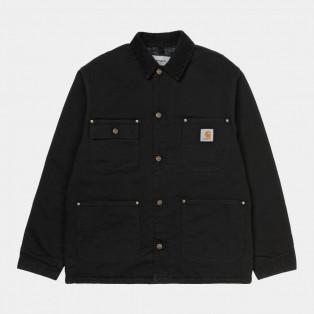 Carhartt カーハート ジャケット OG CHORE COAT チョア―コート I027357 BLACK/BLACK aged canvas