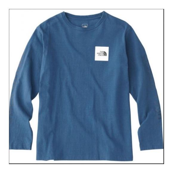 送料無料 ザ・ノースフェイス 【THE NORTFACE】 ロングスリーブスクエアロゴカリフォルニアティー(メンズ) L/S Square Logo California Tee 商品型番:NT31842