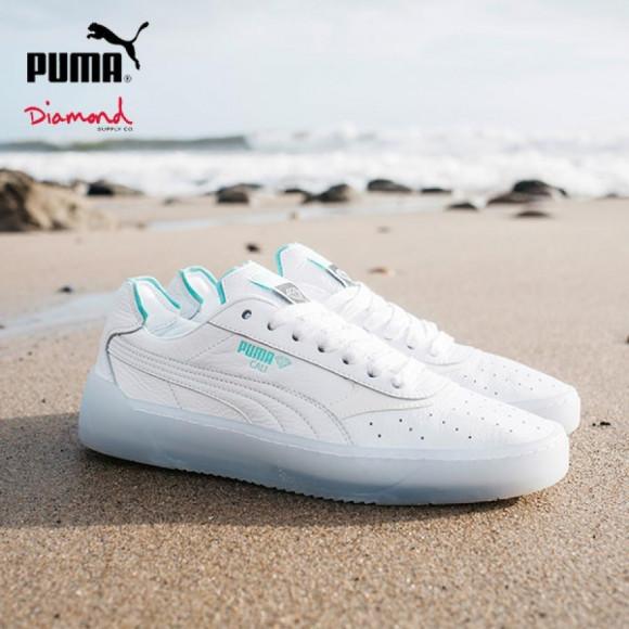送料無料 PUMA プーマ x Diamond Supply Co. ダイヤモンド サプライ CALI-O DIAMOND SUPPLY  369399