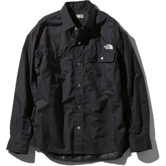 通販送料無料 THE NORTHFACE ザ・ノースフェイス L/S Nuptse Shirt ロングスリーブヌプシシャツ NR11961
