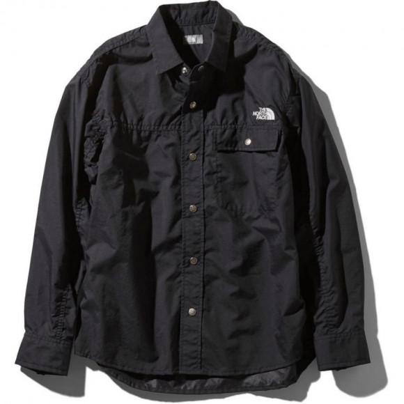 【送料無料】 THE NORTHFACE ロングスリーブヌプシシャツ(ユニセックス) NR11961