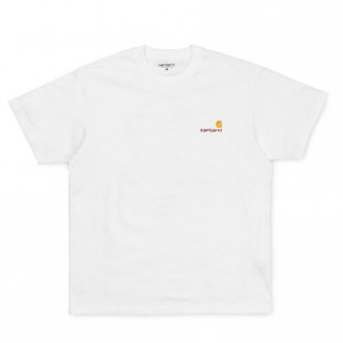 【送料無料】  CARHARTT アメリカン スクリプト Tシャツ A182011