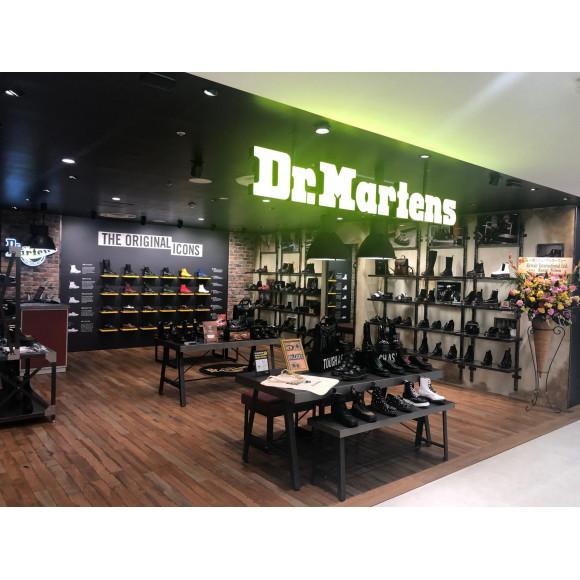 Dr.Martens リニューアルオープン!!
