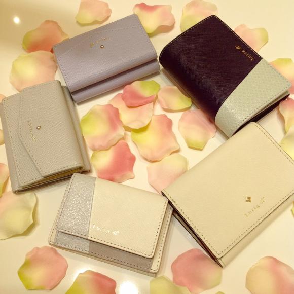 小ぶり感がかわいい♪ミニ財布コレクション♡