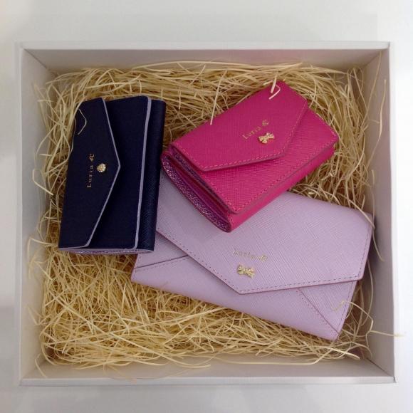 ◇スワロフスキーの石がキラキラかわいいっ♡お財布!◇