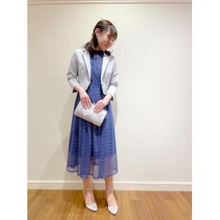 ♡クロシェ風レースドレス♡