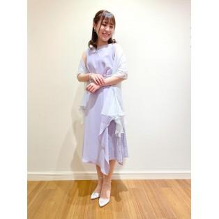 ♡ラッフルワンピースドレス♡