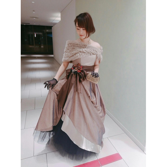 A/W新作ロングドレス