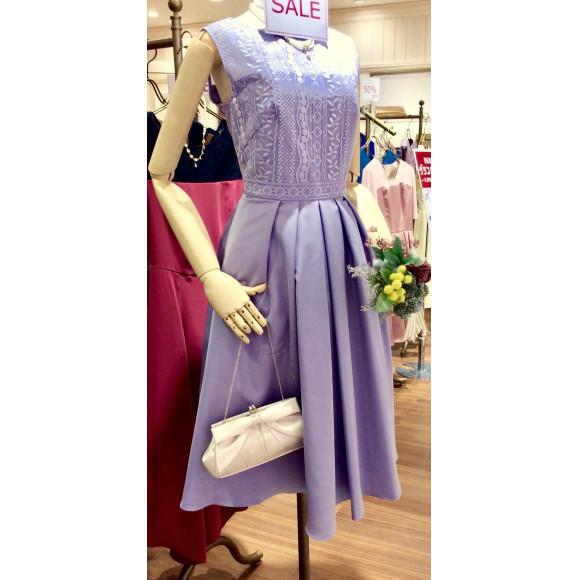 オリジナル刺繍ドレス