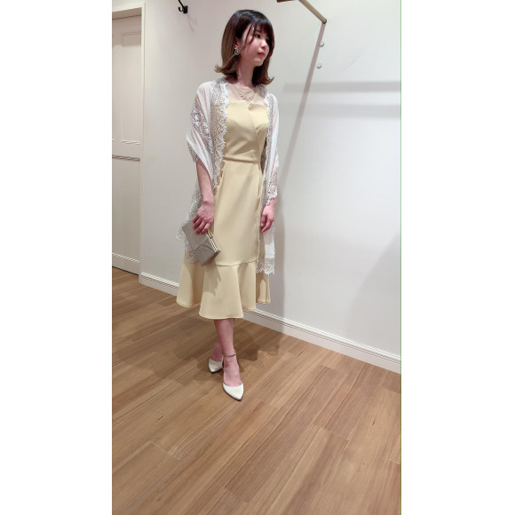 ☆non-no掲載ドレス☆