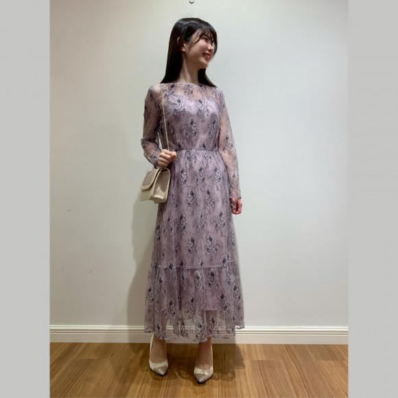 ☆成人式、謝恩会オススメドレス☆