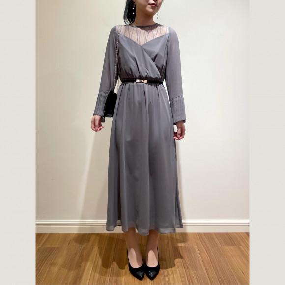 ☆袖付きドレス☆