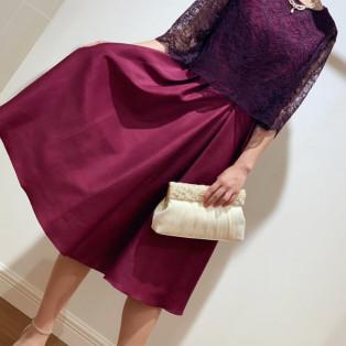 ボレロセットドレス