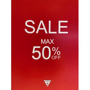 SALE MAX50% OFF