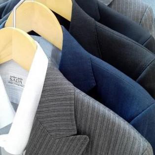オーダースーツSADA製スーツのクリーニングキャンペーンが始まります