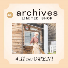 archives LIMITED SHOP