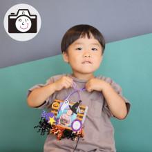 【7F・無印良品】ワークショップ「子ども写真でクリスマスオーナメントを作ろう!」