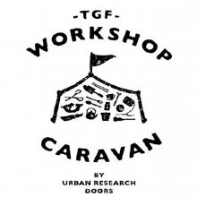 【アーバンリサーチ ドアーズ】TGF WORKSHOP CARAVAN 5月の情報公開中!