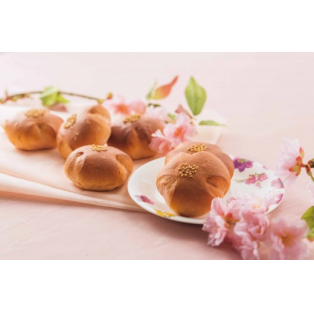 ★3月の新作パン★さくらロール