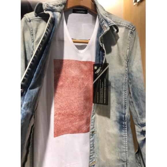 4.20 ボックスロゴTシャツ