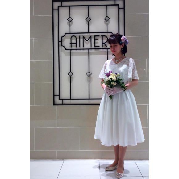 花嫁様必見‼︎ 女の子らしい可愛さ引き立つ2次会用ドレス♡