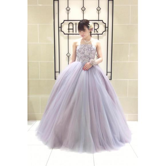 新作カラードレス♡プリンセスドレスのご紹介【展示会即売会まであと5日です!】