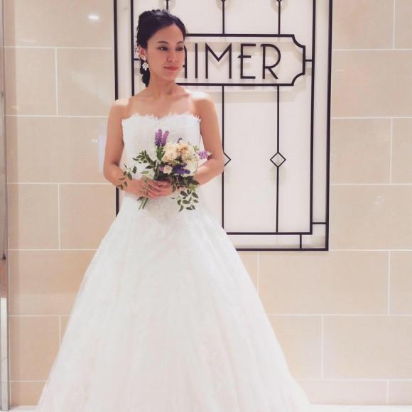 【8月1日〜4日開催】AIMER Bridal dress & Stage dress Fair 2019