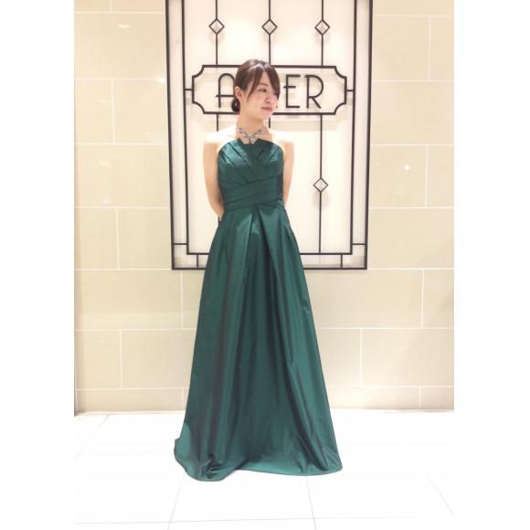 初めての方へオススメの新作カラードレス☆