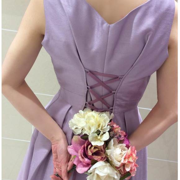 【360度 どこから見ても可愛いドレススタイル の作り方♡】