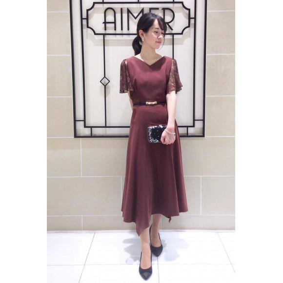 【新作】人気のドレスに新色が登場♡