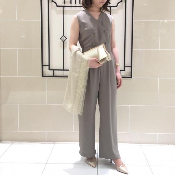 【ユニホーム風】パンツドレス*