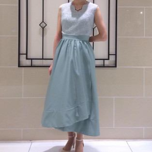 【新作入荷!】トレンドが詰まったドレス♡