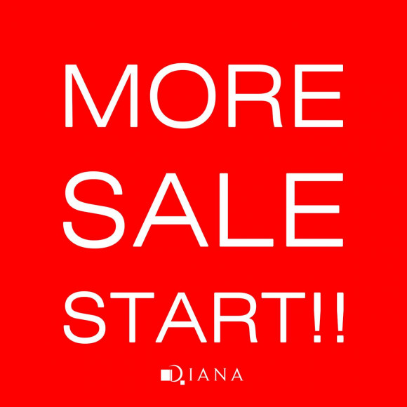 DIANA  MORE SALE
