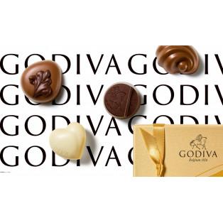ゴディバ 「ゴールド コレクション」リニューアル