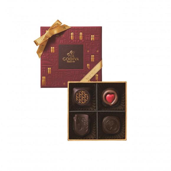 2020年 ゴディバ バレンタイン コレクション 【チョコレート クロニクル シック コレクション】