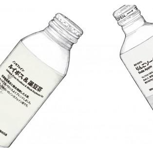 【無印良品】新商品・アルミ缶飲料発売のおしらせ