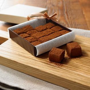 【食品】自分でつくる 生チョコ
