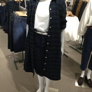 【期間限定価格】フランネルシャツ