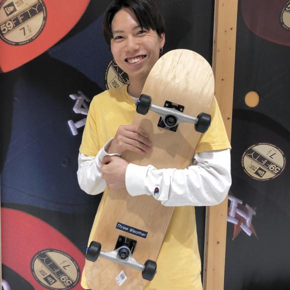 スケートボード!コンプリート☆
