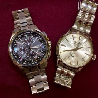 【オススメ!】 機能性抜群!SEIKO,CITIZENの国産腕時計!