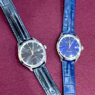 【当店オススメ!】 腕元には良い腕時計を… 【HAMILTON】
