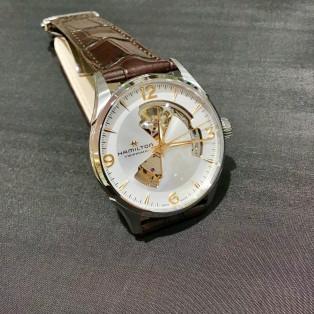 【オススメ!】本格派機械式時計 【HAMILTON】