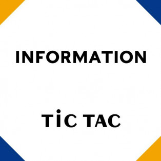 営業時間変更のお知らせ 【TiCTAC津田沼パルコ店】