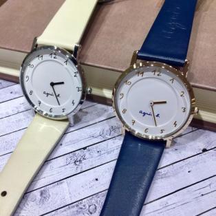 【NEW!!】 agnès b. 新作腕時計!